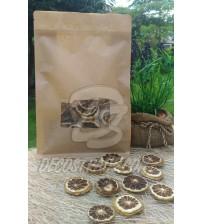 Сушеные дольки бергамота для заваривания чая, Bergamot Tea, 200 гр
