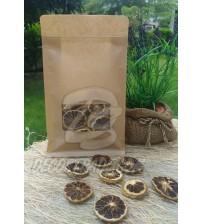 Сушеные дольки бергамота для заваривания чая, Bergamot Tea, 100 гр