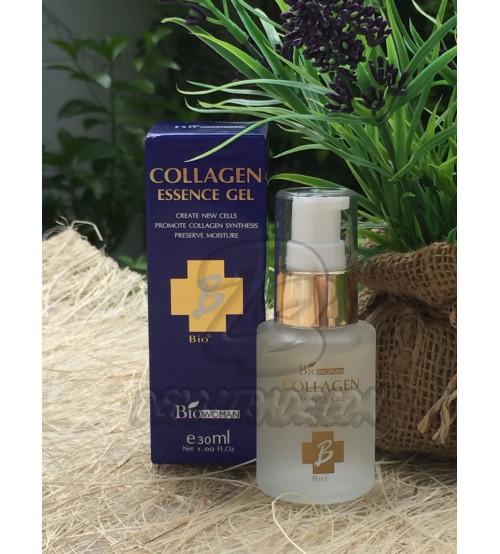 Гель для лица с коллагеном от BioWoman, Collagen Essence Gel, 30 мл