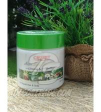 Лечебная СПА-маска для волос «Женьшень и 7 трав» от Cruset, Hair Spa Treatment Ginseng & 7-Herbs, 500 мл