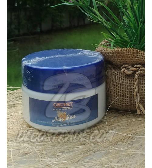 Специальная грязевая маска для волос от Cruset, Revital hair mud, 250 гр