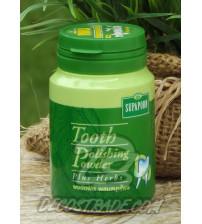Натуральный зубной порошок от Supaporn, Tooth Polishing Powder, 90 гр