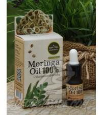 Натуральное масло моринги от Phutawan, Moringa Oil 100%, 5 мл