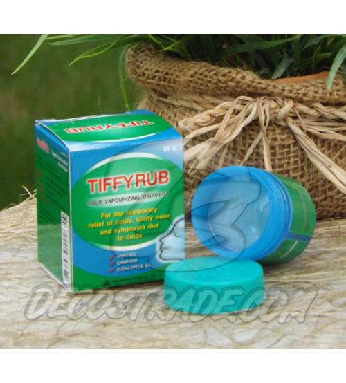 Мазь от простуды Tiffy Rub, 20 гр
