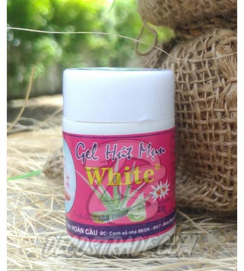 Гель для глубокого очищения пор, White Gel Mat Na Hat Mun, 22 гр
