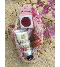 """Подарочный набор «Гранатовый», Gift set mini """"Pomegranat"""""""