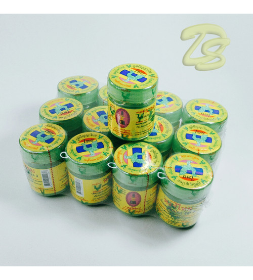 Сухой травяной ингалятор Hong Thai, Herbal Inhalant, 10 гр (набор 12 шт)