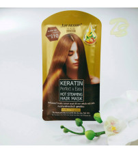 Just Modern Keratin Perfect & Easy Hot Steaming Hair Mask 35 g.