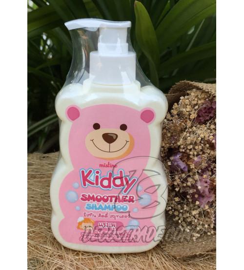 Детский шампунь для волос от Mistine, Kiddy Smoother Shampoo, 250 мл