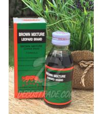 Микстура от кашля Leopard Brand Brown Mixture, 120 мл