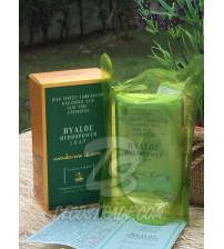 Мыло для лица с Алоэ-вера и гиалуроновой кислотой от Madame Heng, Hyaloe Hydro Power Soap, 100 гр