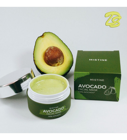 Маска для лица с экстрактом Авокадо от  Mistine Avocado Facial Mask 35g.