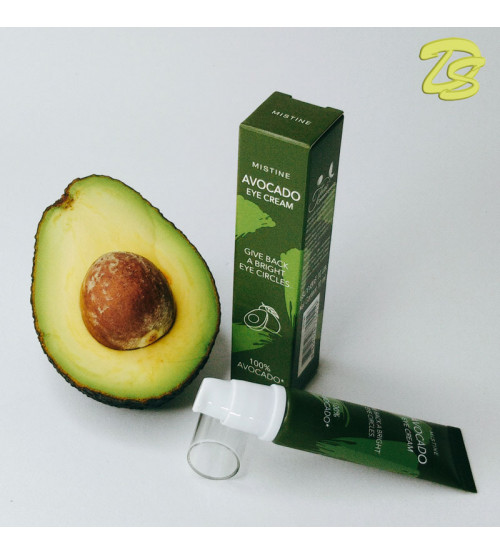 Крем для век с экстрактом авокадо от Mistine Avocado Eye Cream 10 гр.