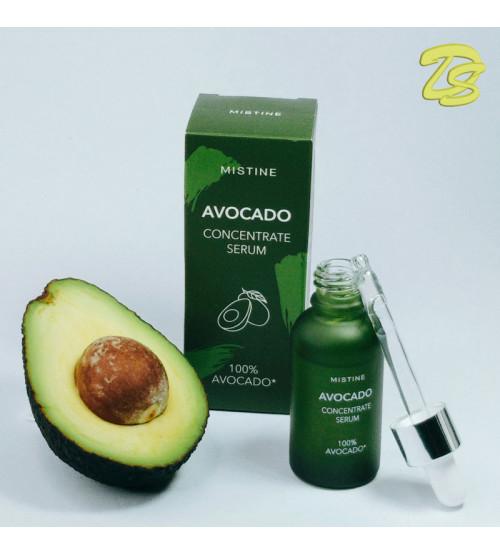Концентрированная сыворотка для лица с экстрактом Авокадо от Mistine Avocado Concentrate Serum  25 мл