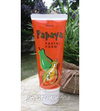 Пенка для умывания с Папайей от Mistine, Papaya Facial Foam, 100 мл