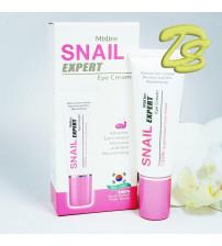 Крем для кожи вокруг глаз с экстрактом улиточной слизи от Mistine, Snail Expert Eye Cream, 10 гр