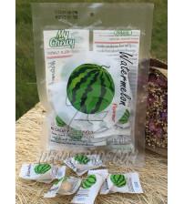 Жевательные молочные конфеты «Арбуз» My Chewy, Milk Candy Watermelon Flavour, 67 гр