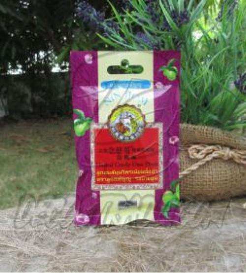 Растительные леденцы для горла «Сливовые» от Nin Jiom, Herbal Candy Ume Plum, 20 гр