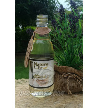 Натуральное кокосовое масло для жарки без запаха 500 мл, Nature Life rafinated coconot cooking oil