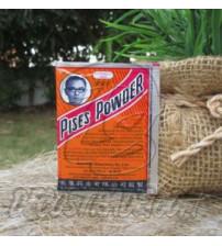 Антибактериальный тайский порошок от воспалений на коже Pises Powder Parachute Brand, 3 гр