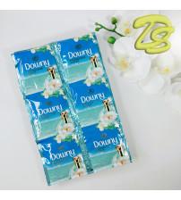 """Набор одноразовых концентрированных кондиционеров для белья """"Aqua Ocean"""" by Downy, 24 pcs. емкостью 16 ml."""