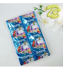 """Набор одноразовых концентрированных кондиционеров для белья """"Fresh Bouquet"""" by Downy, 24 pcs. емкостью 20 ml."""