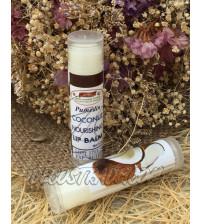 Питательный бальзам для губ «Кокосовый» от PumeDin, Coconut Nourishing Lip Balm, 5,5 гр