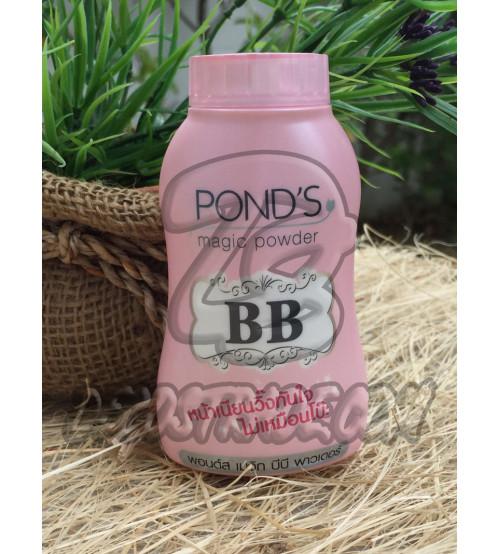 Матирующая, рассыпчатая BB пудра от POND'S Magic powder, 50 гр