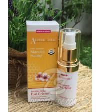 Восстанавливающий крем для кожи вокруг глаз с медом манука и коллагеном от Manuka Honey, Alpine Silk Revitalising Eye Cream, 15 мл