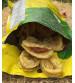 Банановые чипсы с джемом из тамаринда, Tamarind House Grispy Banana Chips with Tamarind Jam, 90 гр