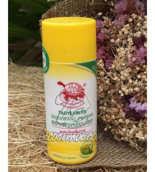 Натуральный дезодорант-присыпка Taoyeablok, Deodorant Powder, 25 гр