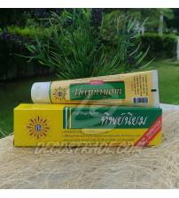 Натуральная зубная паста Thipniyom, Herbal Toothpaste, 160 гр