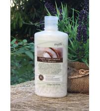 Органический шампунь для сухих и тусклых волос на основе кокосового масла от Myth, Organic virgin coconut exotic shampoo, 250 мл