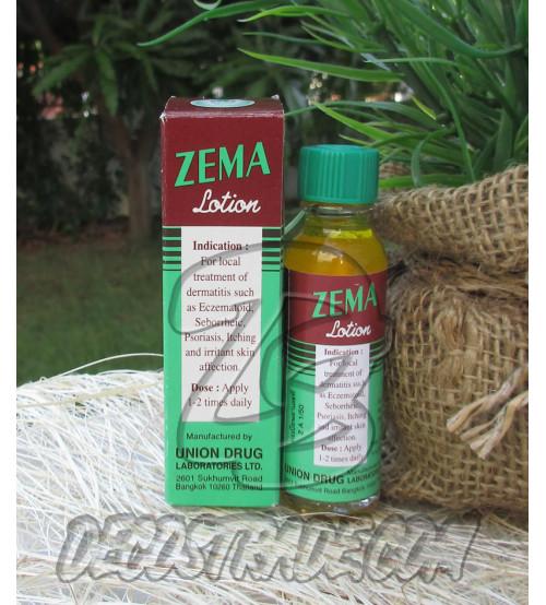 Дерматологический лосьон Zema Lotion для лечения кожных заболеваний, 15 мл