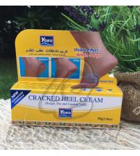 Крем для лечения трещин и сухости стоп от Yoko, Cracked Heel Cream, 50 гр
