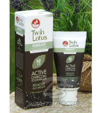 Twin Lotus Active Charcoal Toothpaste 50 g.