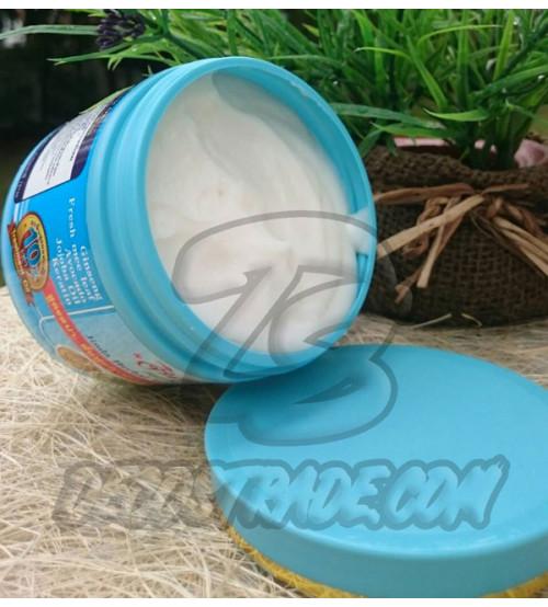 Лечебная маска для сухих и поврежденных волос на растительной основе от Jinda, Herbal Treatment Oil, 400 мл