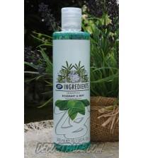 Шампунь для волос с Розмарином и Мятой от Boots, Shampoo Rosemary & Mint, 300 мл
