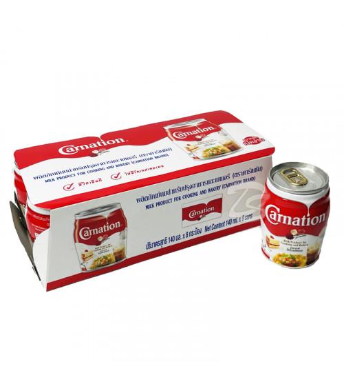 Концентрированное молоко для напитков и кулинарии , набор 8 шт * 140 мл