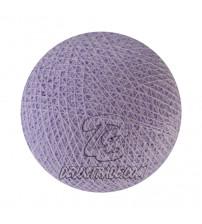 Хлопковый шар для гирлянды, диаметр 6.5 cm 5329