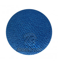 Хлопковый шар для гирлянды, диаметр  6.5 cm 5425