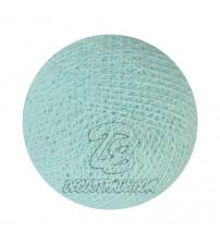 Хлопковый шар для гирлянды, диаметр 6.5 cm 5551