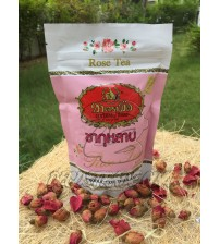 Нежный чай с лепестками розы, Chatramue Brand Rose Tea Mix, 150 гр