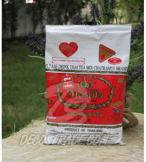 Традиционный тайский оранжевый чай Chatramue brand, 190 гр