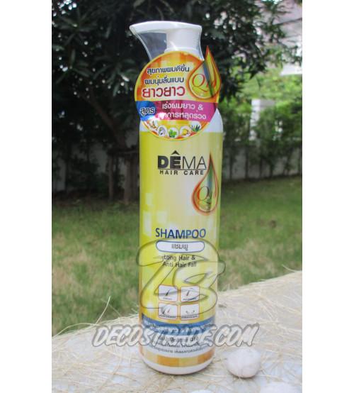 Шампунь против выпадения и для ускорения роста волос Dema Genive, Long Hair Fast Growth Shampoo, 265 мл