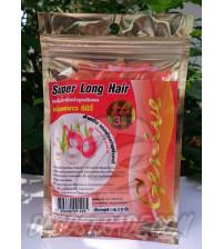 Лечебные капсулы для окрашеных волос с витамином Е и маслом жожоба от Genive, capsuls fo colored hair with Vitamin E & Jojoba oil RED, 30 шт
