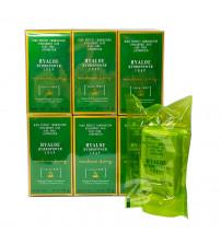 (НАБОР 6 ШТ) Мыло для лица с Алоэ-вера и гиалуроновой кислотой от Madame Heng, Hyaloe Hydro Power Soap, 6 шт по 100 гр
