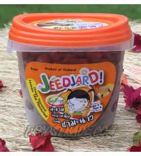 Мягкие жевательные конфеты «Тамаринд, лимон  и зеленый чай» Jeedjard Chewy, Tamarind Lemon Tea Flavoured Candy, 80 гр