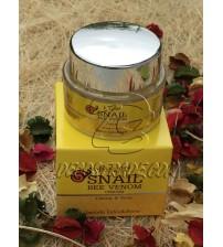 Лифтинг крем для лица с Пчелиным ядом и Улиточным секретом от Julia'S Herb, Snail Bee Venom cream Lifting & Firm, 15 гр
