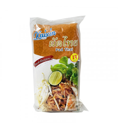 Набор для приготовления Пад тай от Kaixin Pad Thai Noodle with Sauce 220 гр